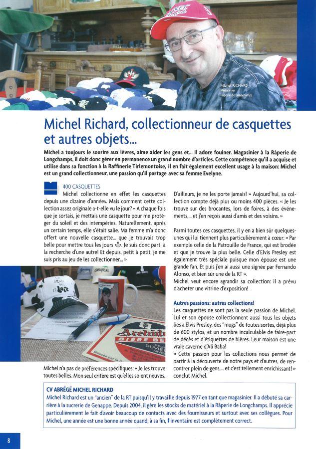 Michel-casquette